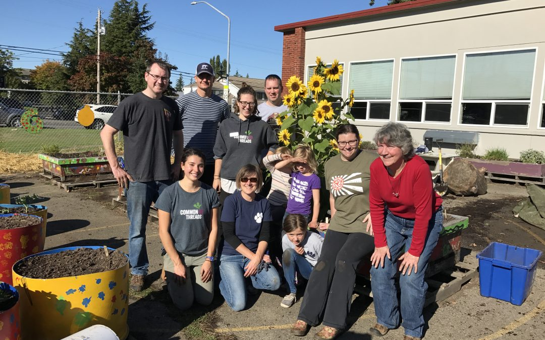 Upcoming Make A Difference Day Work Parties, 2019