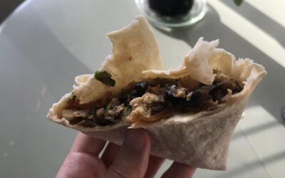 Breakfast Burritos / Burritos de Desayuno