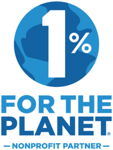 Logo for 1% for the Planet