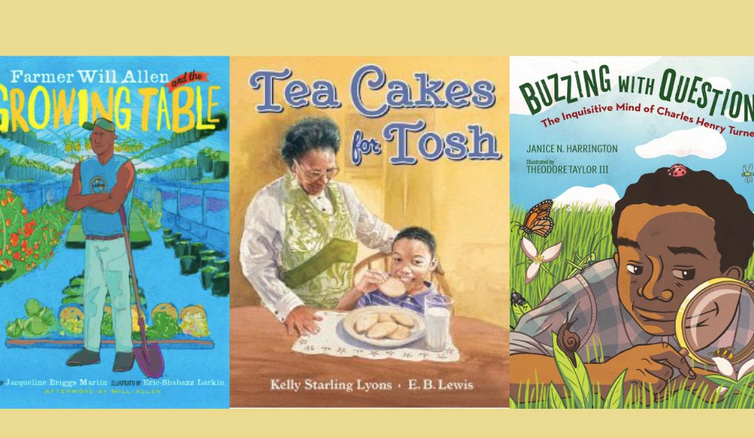 Black History Month Children's Book List