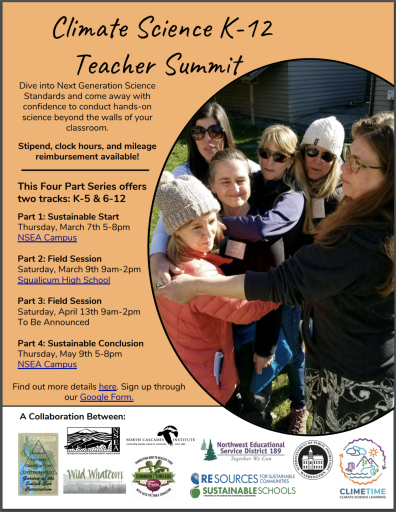Climate Science Teacher Summit