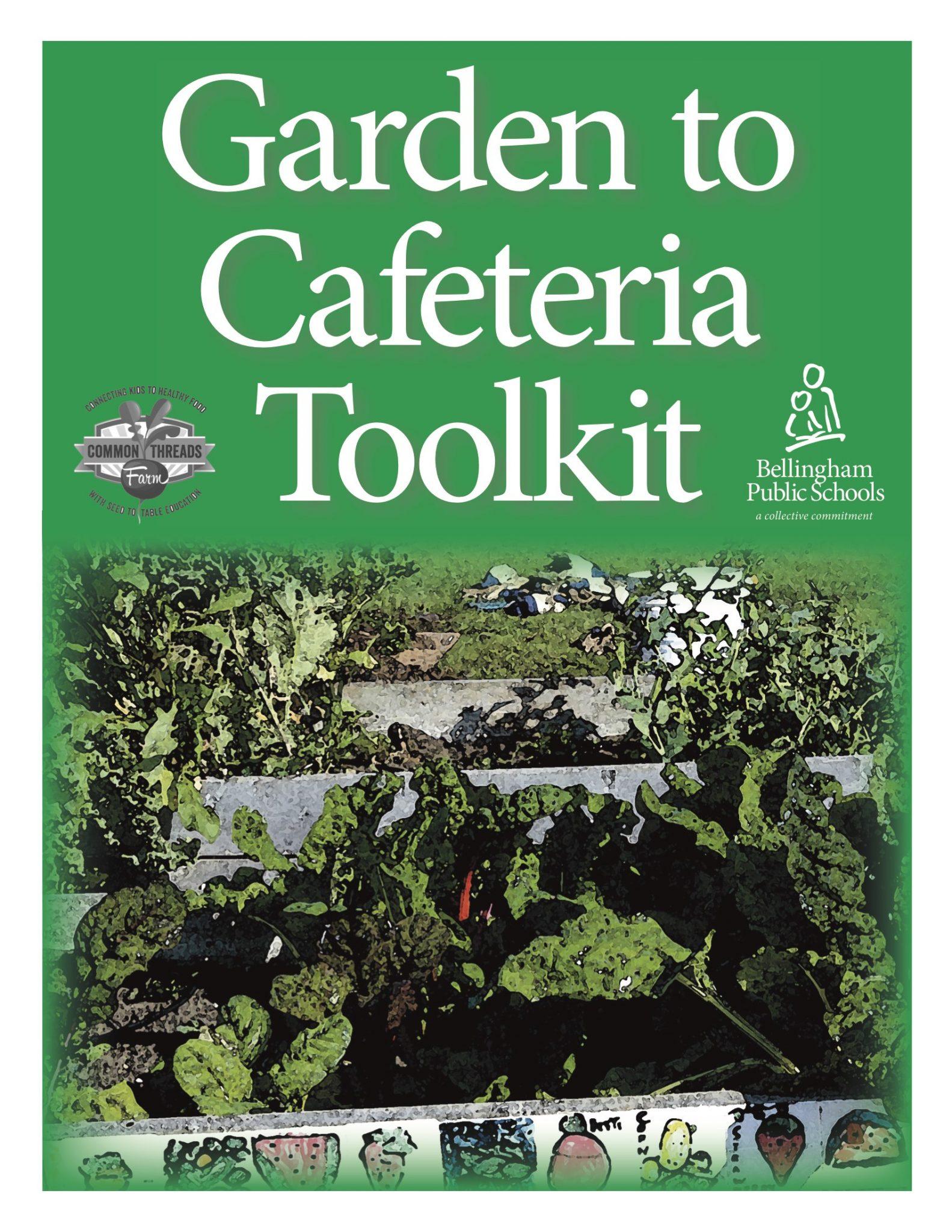 Garden to Cafeteria cover