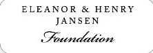 Eleanor and Henry Jansen Foundation logo